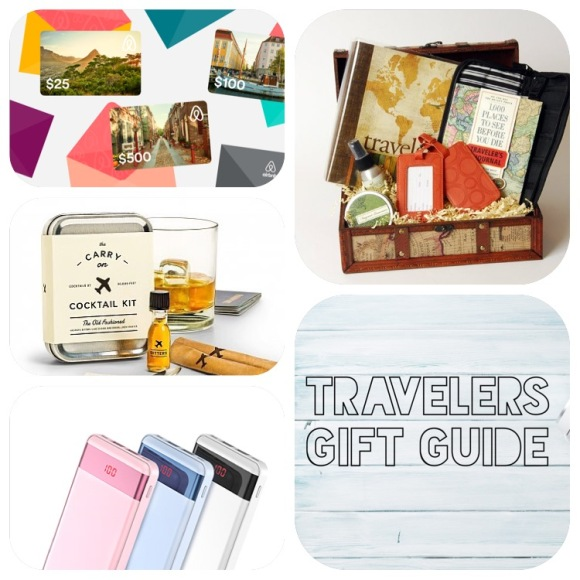 Gift Guide for Frequent Travelers